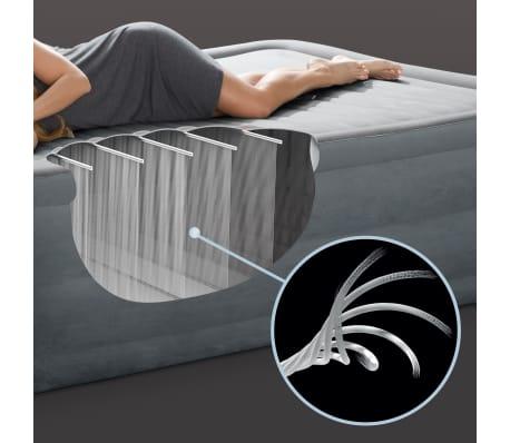 intex matelas pneumatique comfort plush high rise queen. Black Bedroom Furniture Sets. Home Design Ideas
