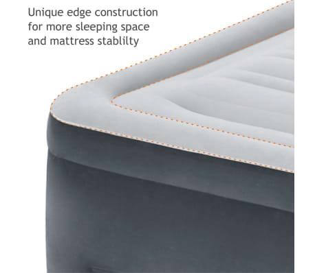 Intex Colchón inflable bomba incorporada Comfort Plush High Rise Queen[8/15]