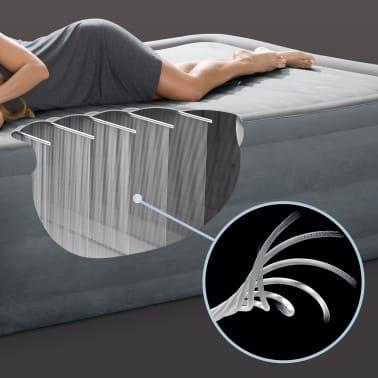 Intex Colchón inflable bomba incorporada Comfort Plush High Rise Queen[4/15]