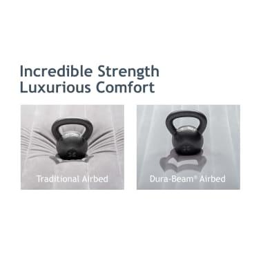 Intex Colchón inflable bomba incorporada Comfort Plush High Rise Queen[6/15]