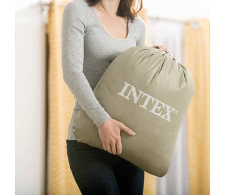 Intex Colchón inflable Kidz Travel Bed Set 107x168x25 cm 66810NP[3/6]