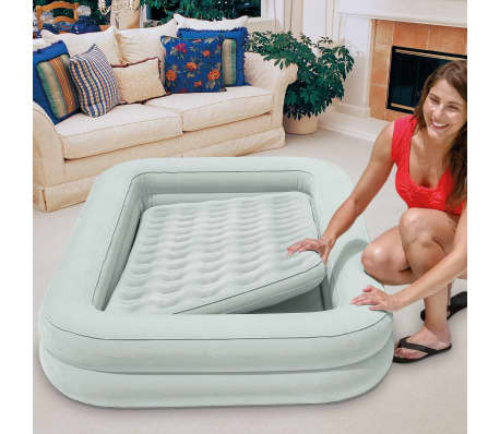 Intex Colchón inflable Kidz Travel Bed Set 107x168x25 cm 66810NP[4/6]