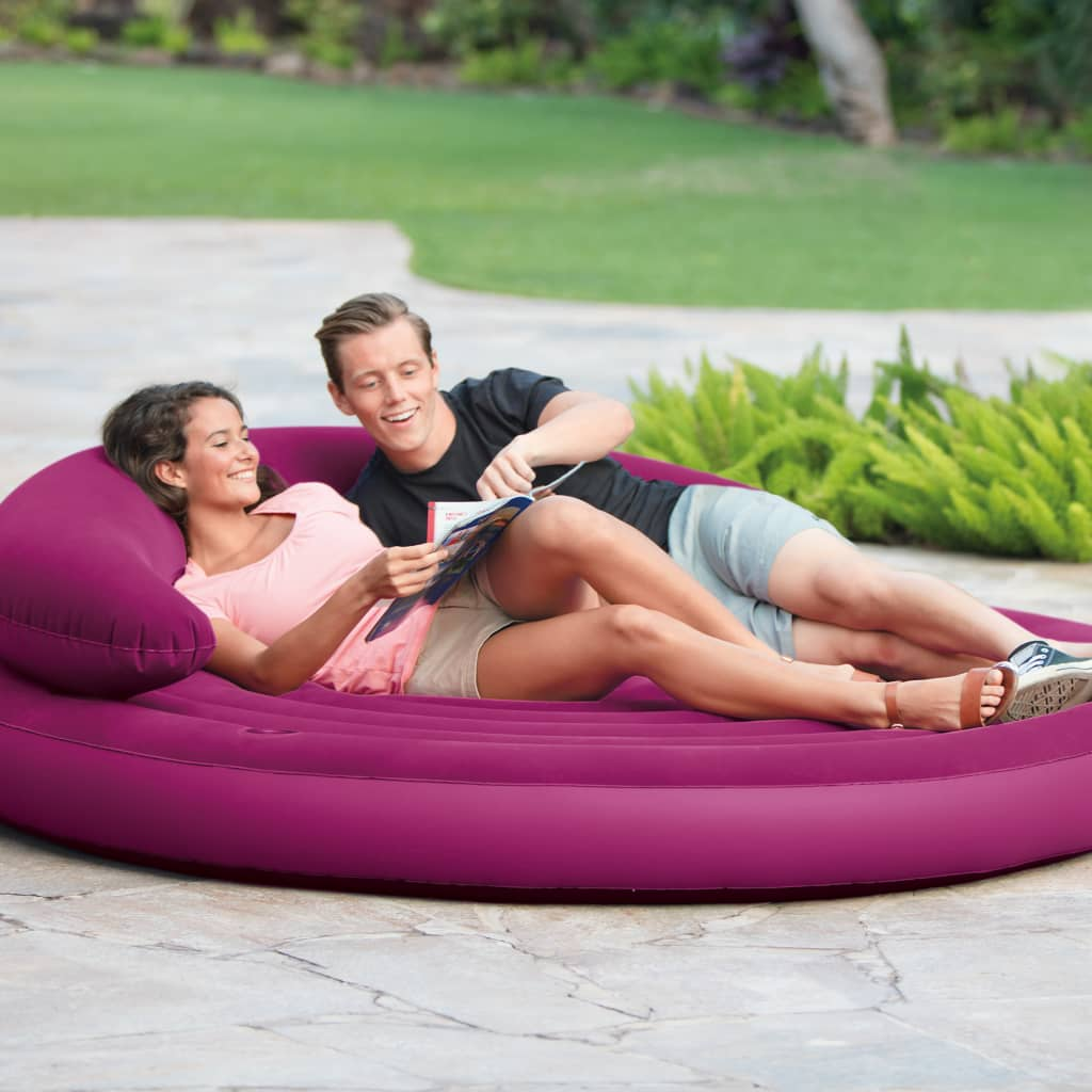 Intex Pat gonflabil Ultra Daybed Lounge 68881NP imagine vidaxl.ro