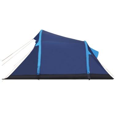 vidaXL Tienda de campaña con vigas hinchables 320x170x150/110 cm azul[2/8]