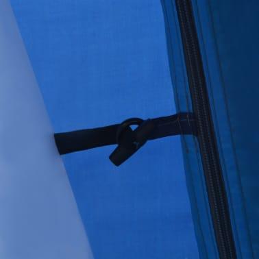 vidaXL Tienda de campaña con vigas hinchables 320x170x150/110 cm azul[7/8]