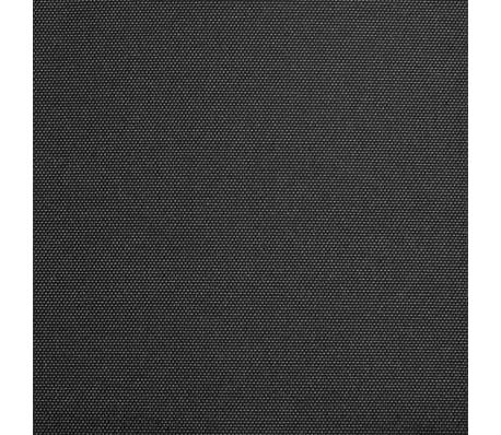 vidaXL Tieniaca plachta na markízu, plátená, antracitová 350x250 cm[3/4]