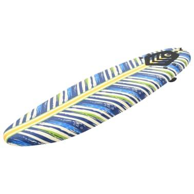 vidaXL Surfboard 170 cm blad[2/7]