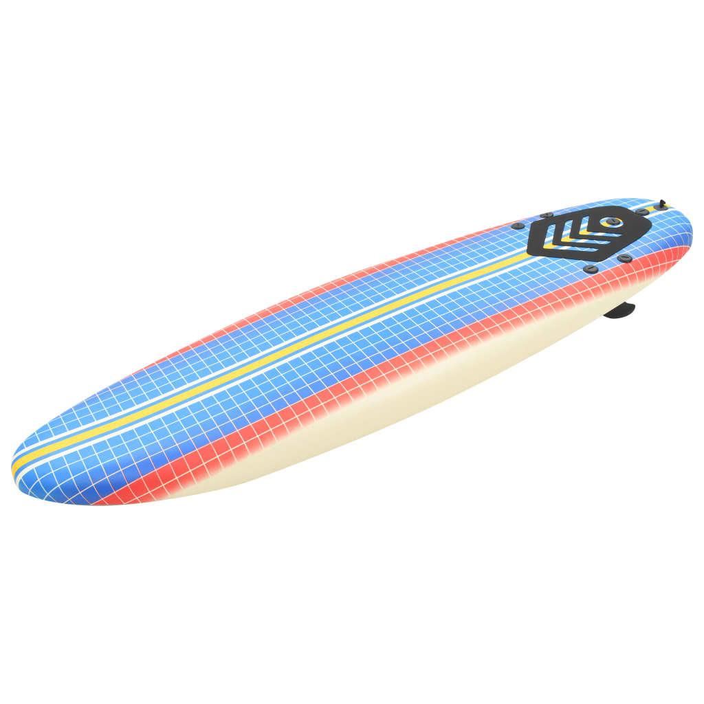 vidaXL Surfboard 170 cm mozaïek kopen doe je hier met voordeel Surfplanken