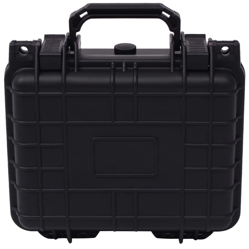 vidaXL Ochranný kufřík 27 x 24,6 x 12,4 cm