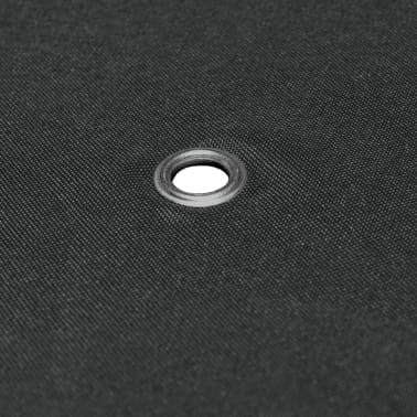 "vidaXL Gazebo Top Cover 0.68lb/m² 157.5""x118.1"" Gray[5/5]"