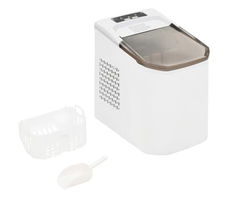 vidaXL Ledukų gaminimo aparatas, baltas, 1,4l, 15kg/24val[2/10]