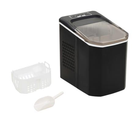 vidaXL Ledukų gaminimo aparatas, juodas, 1,4l, 15kg/24val[2/10]
