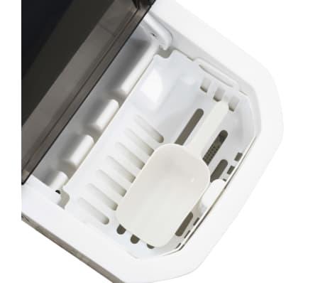 vidaXL Ledukų gaminimo aparatas, juodas, 1,4l, 15kg/24val[10/10]