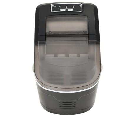 vidaXL Ledukų gaminimo aparatas, juodas, 2,4l, 15kg/24val[3/10]