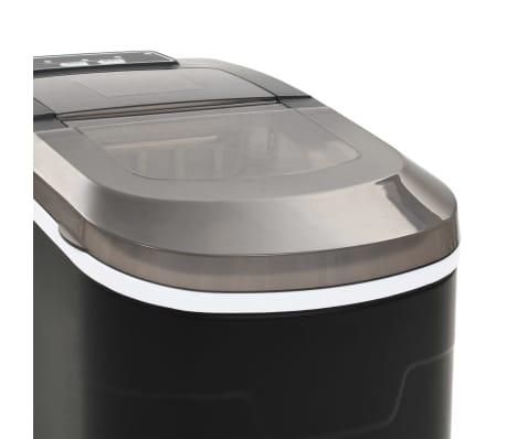 vidaXL Ledukų gaminimo aparatas, juodas, 2,4l, 15kg/24val[5/10]