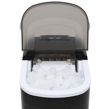 vidaXL Ledukų gaminimo aparatas, juodas, 2,4l, 15kg/24val[7/10]