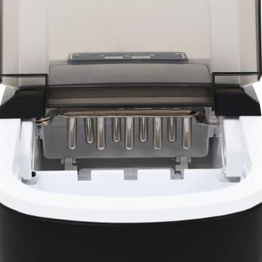 vidaXL Ledukų gaminimo aparatas, juodas, 2,4l, 15kg/24val[9/10]