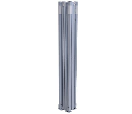 vidaXL Faltzelt mit 2 Wänden 3 x 3 m Blau[4/9]