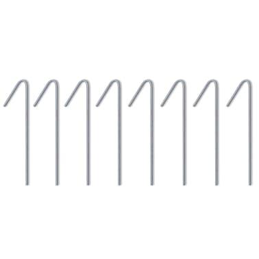 vidaXL Tenda Pieghevole con 3 Pareti 3x4,5 m Antracite[8/10]