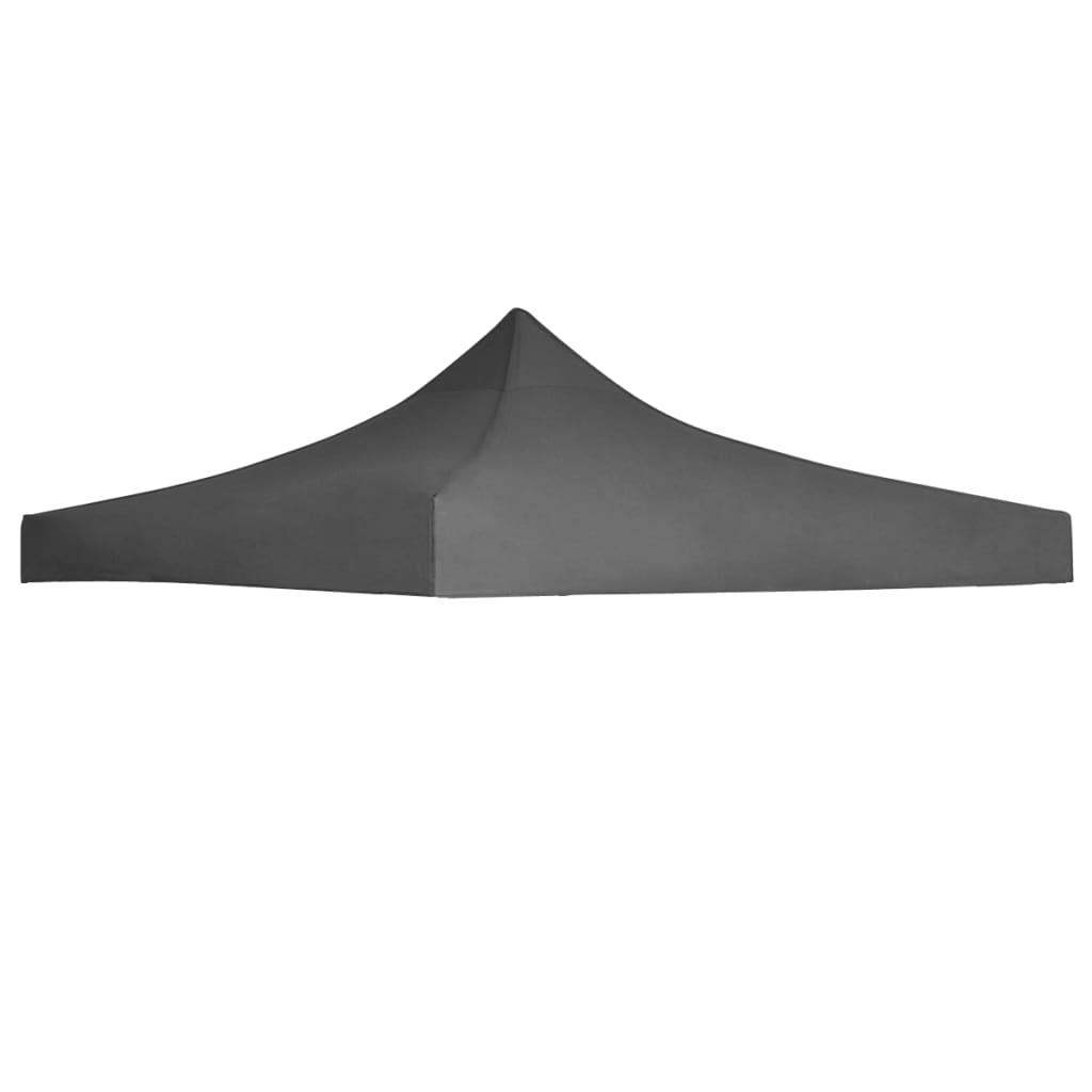 Střecha k party stanu 3 x 3 m antracitová