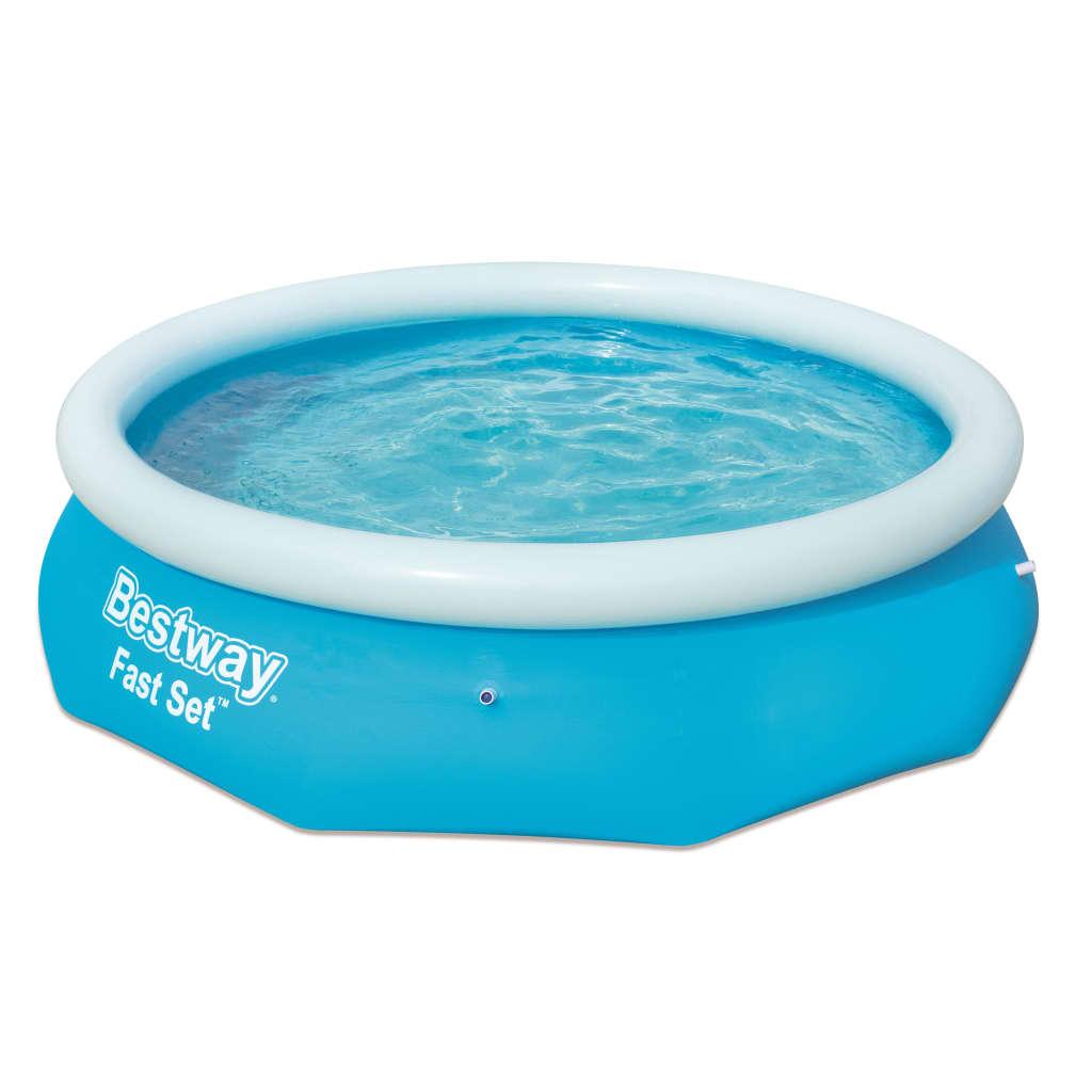 Afbeelding van Bestway Fast Set zwembad rond opblaasbaar 305x76 cm 57266