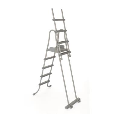 Bestway Échelle de piscine à 4 marches Flowclear 132 cm 58332[3/7]
