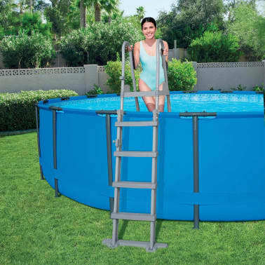 Bestway Échelle de piscine à 4 marches Flowclear 132 cm 58332[4/7]