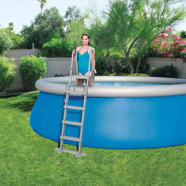 Bestway Échelle de piscine à 4 marches Flowclear 132 cm 58332[1/7]