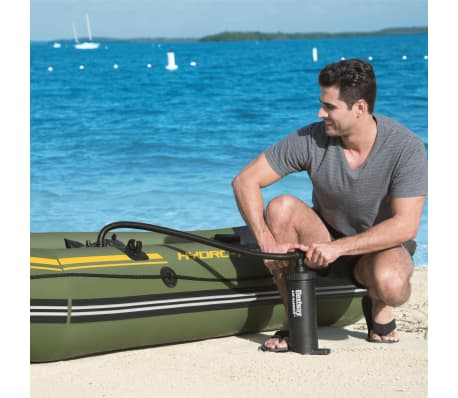Bestway Hydro-Force Pripučiama valtis Marine Pro su rankine pompa[4/17]