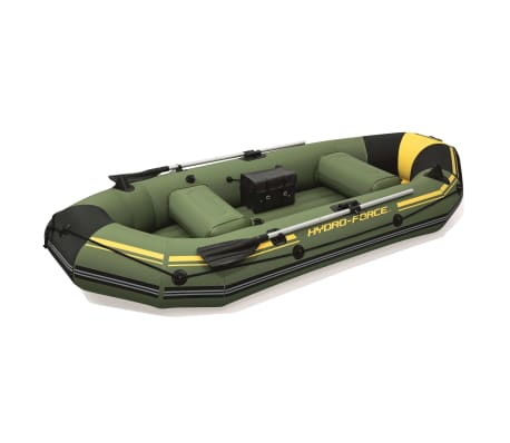 Bestway Hydro-Force Pripučiama valtis Marine Pro su rankine pompa[5/17]