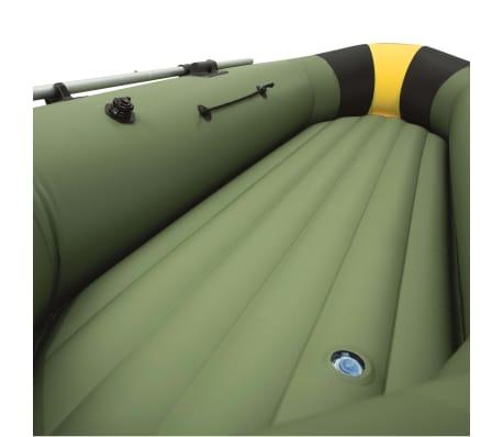 Bestway Hydro-Force Pripučiama valtis Marine Pro su rankine pompa[10/17]