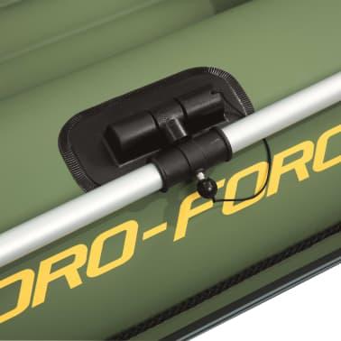 Bestway Hydro-Force Pripučiama valtis Marine Pro su rankine pompa[12/17]