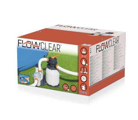 Bestway Smėlio filtras su siurbliu Flowclear, 5678 l/val., 58497[12/12]
