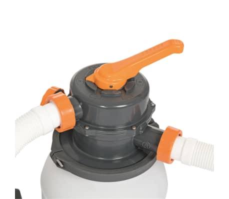 Bestway Smėlio filtras su siurbliu Flowclear, 5678 l/val., 58497[6/12]
