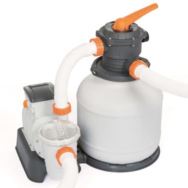 bestway pompe de filtration sable flowclear 7571 l h. Black Bedroom Furniture Sets. Home Design Ideas