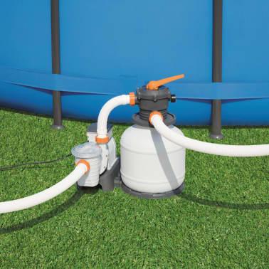 Bestway Smėlio filtras su siurbliu Flowclear, 7571 l/val., 58499[11/17]