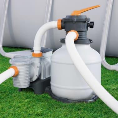 Bestway Smėlio filtras su siurbliu Flowclear, 7571 l/val., 58499[17/17]