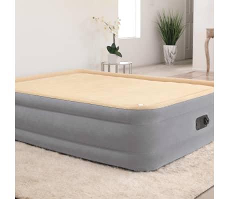 bestway foamtop comfort raised luftmatratze mit. Black Bedroom Furniture Sets. Home Design Ideas