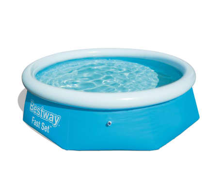 Bestway Fast Set Swimming Pool 244x65 cm 57265