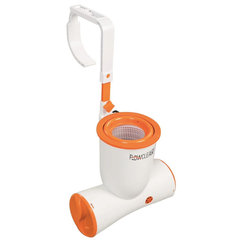 Bestway Pompă de filtrare piscină Flowclear Skimatic, 2574 L/h, 58462 vidaxl.ro