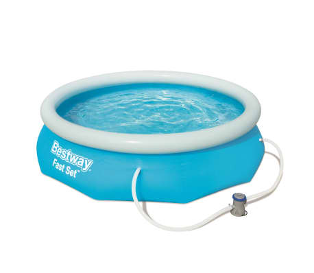 Bestway Set piscină Fast Set, 305 x 76 cm, 57270