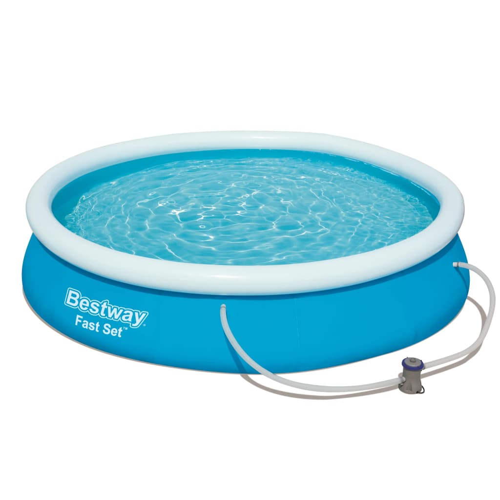 Image of Bestway Set Piscina Fast Set 366x76 cm 57274