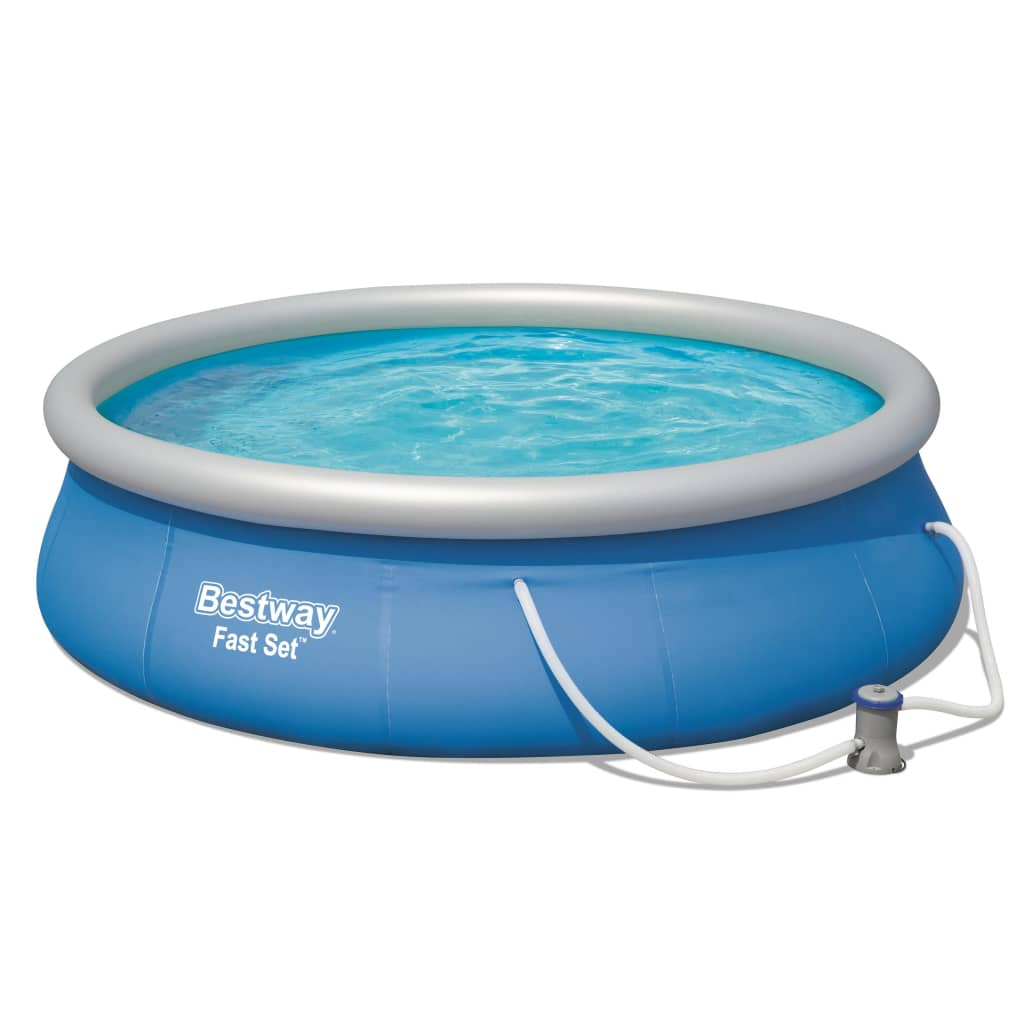 Image of Bestway Set Piscina Fast Set 396x84 cm 57321