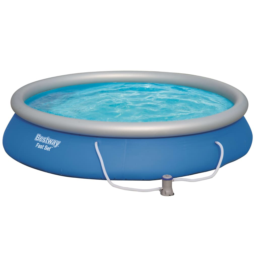 Image of Bestway Set Piscina Fast Set 457x84 cm 57313