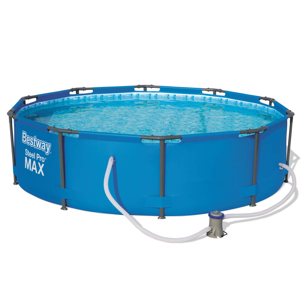 Image of Bestway Set Piscina Steel Pro MAX 305x76 cm 56408