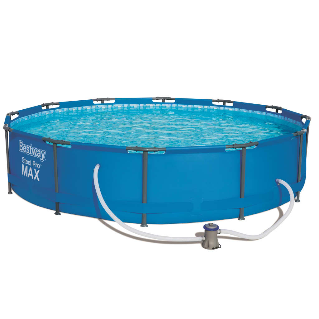 Image of Bestway Set Piscina Steel Pro MAX 366x76 cm 56416