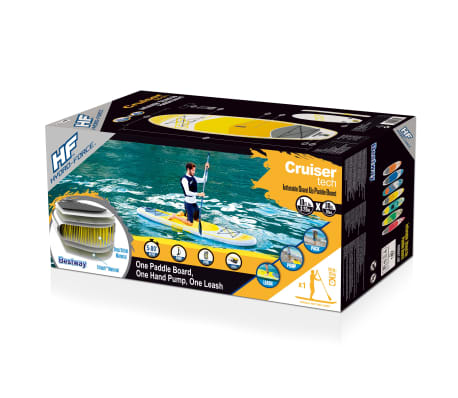 Bestway Paddleboardset Hydro-Force Cruiser Tech 320 cm 65305[14/14]