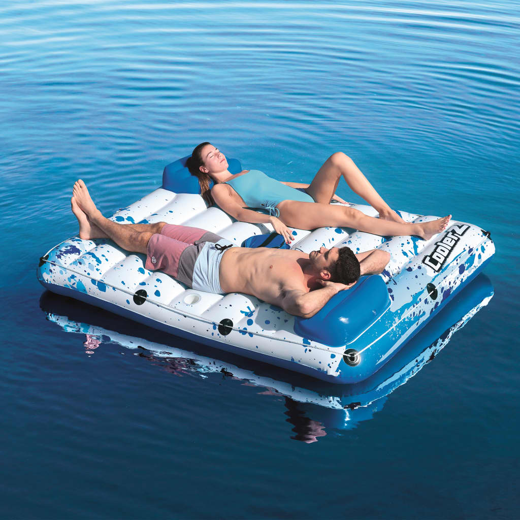 Bestway Saltea de piscină CoolerZ, Side 2 Side Floating Lounge, 43119 vidaxl.ro