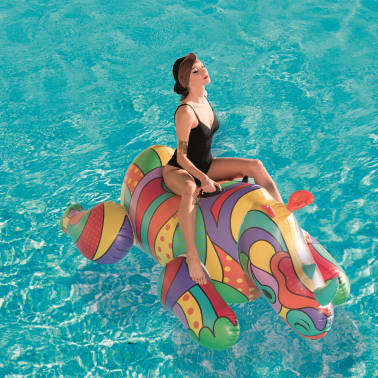 Bestway Inflatable Pool Float POP Rhino 41116[2/13]