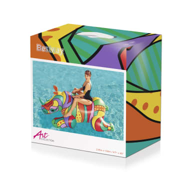 Bestway Inflatable Pool Float POP Rhino 41116[12/13]